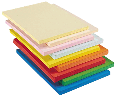 Flyers et documents <br>papier couleur